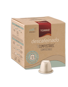 Decaf Compostable